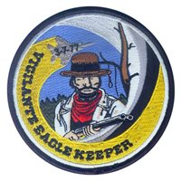186 FS Eagle Keeper Patch