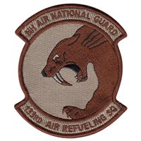 133 ARS Desert Patch