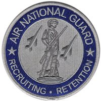 ANG Recruiting and Retention Patch