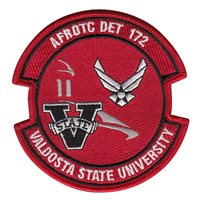 AFROTC Det 172 Valdosta State University Patch