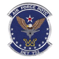 AFROTC Det 752 Wilkes University Patch