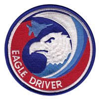 F-15C Eagle Driver Patch