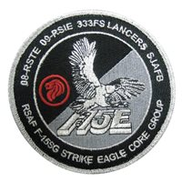 RSAF 333 FS Strike Eagle patch