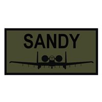 A-10 Sandy Pencil Patch