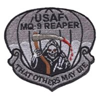 MQ-9 USAF Reaper Patch