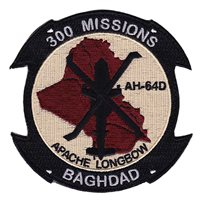 AH-64 300 Combat Missions Patch