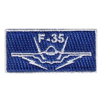 F-35 Pencil Patch