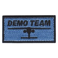 T-1A Jayhawk Demo Team Pencil Patch