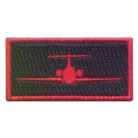 T-1A Front View Pencil Patch