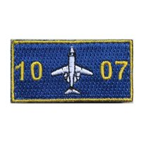 T-1A Class Number Pencil Patch