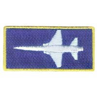 T-38 Top View Pencil Patches