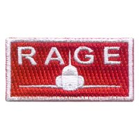 T-38 Rage Pencil Patch