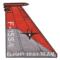 416 FLTS F-15SA Right Facing Patch