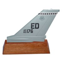 416 FLTS F-16 Airplane Tail Flash