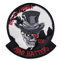 Mad Hatters 300 Patch