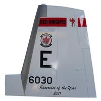 VT-3 T-6 Airplane Tail Flash