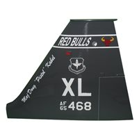 87 FTS T-38 Airplane Tail Flash
