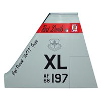 434 FTS T-38 Airplane Tail Flash