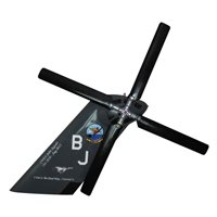 HM-14 MH-53E Pave Low Custom Airplane Tail Flash