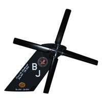 AWSTS MH-53 Pave Low Custom Airplane Tail Flash
