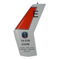 HT-28 TH-57 Helicopter Tail Flash