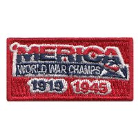 World War II Pencil Patch