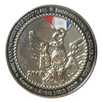 BSA Dan Beard 2013 Custom Air Force Challenge Coin