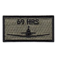 T-6A 69 Hour Pencil Patch