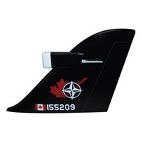 CT-155 Hawk 128 Airplane Tail Flash