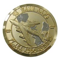 96 EAMU Challenge Coin
