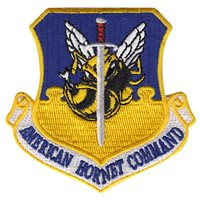 43 FS American Hornet Command Patch