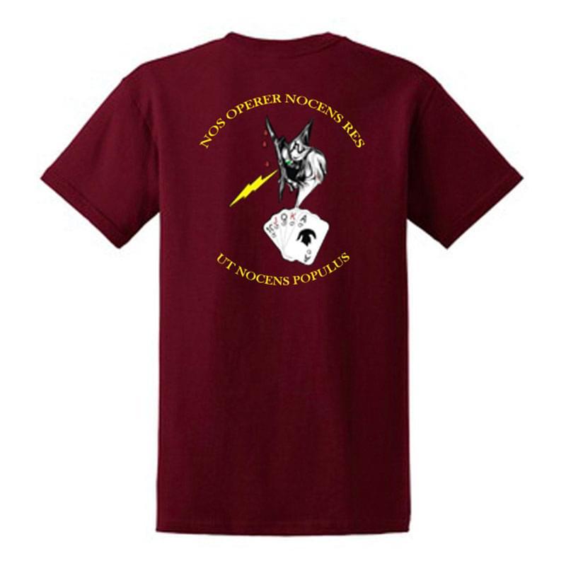 Custom Squadron Shirt Designs