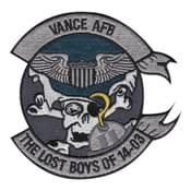 Vance AFB SUPT 14-03 Lost Boys