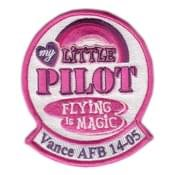 Vance AFB SUPT 14-05 My Little Pilot
