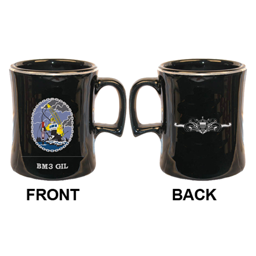 USCGC Kennebec Ceramic Mugs  - View 2