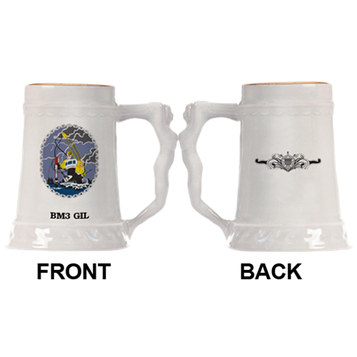 USCGC Kennebec Ceramic Mugs  - View 4