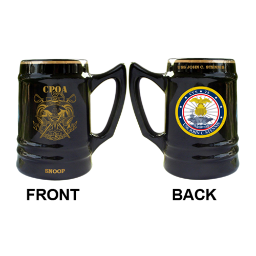 CVN-74 Ceramic Mugs  - View 2