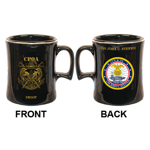 CVN-74 Ceramic Mugs  - View 3