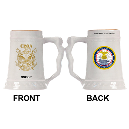 CVN-74 Ceramic Mugs  - View 4