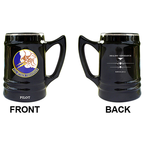 22 ATKS Ceramic Mugs  - View 2