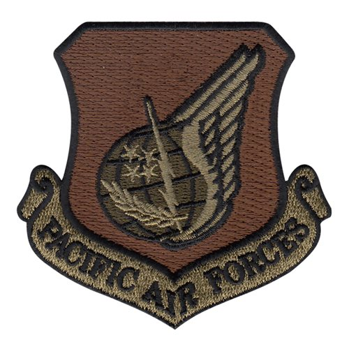 PACAF Patch  - View 6