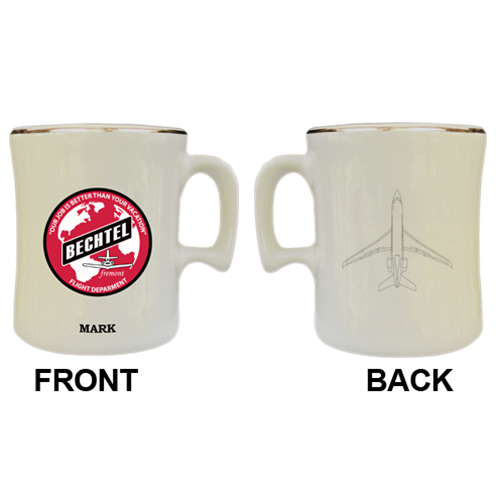 Bechtel Ceramic Mugs  - View 2