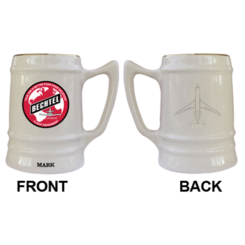 Bechtel Ceramic Mugs  - View 3