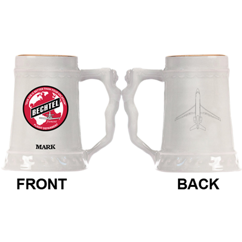 Bechtel Ceramic Mugs  - View 4