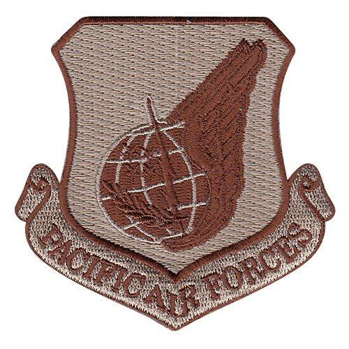 PACAF Patch  - View 3