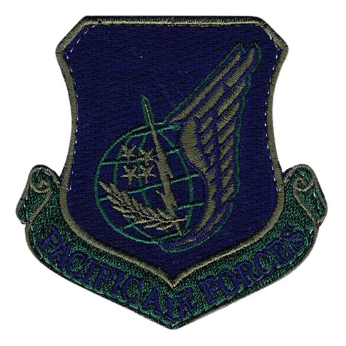 PACAF Patch  - View 4