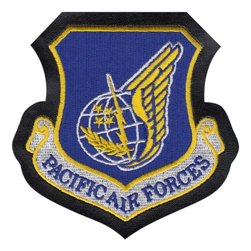 PACAF Patch  - View 5