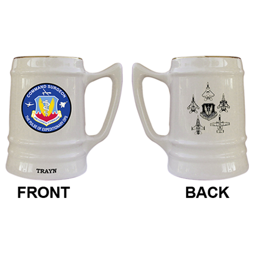 HQ ACC/SG Ceramic Mugs  - View 2