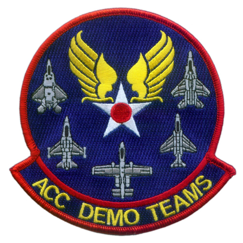 HQ ACC Patches