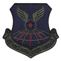 Subdued AFGSC Patch